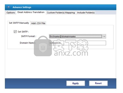 SysTools Lotus Notes to MBOX Converter(NSF转MBOX格式转换器)