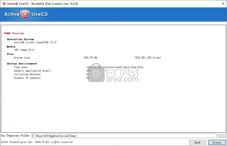 Active LiveCD(数据恢复软件)