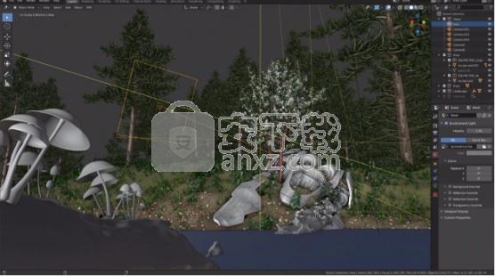 AMD Radeon ProRender(AMD物理渲染引擎)