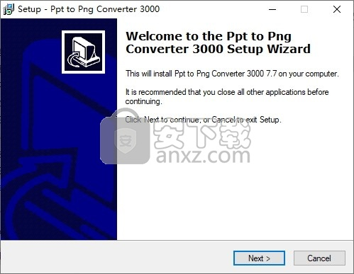 Ppt to Png Converter 3000(PPT转PDF转换器)