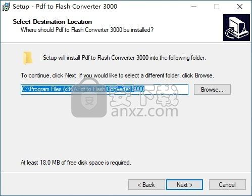 Pdf to Flash Converter 3000(PDF转Flash转换器)