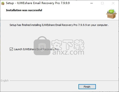 IUWEshare Email Recovery Pro(电子邮件恢复软件)
