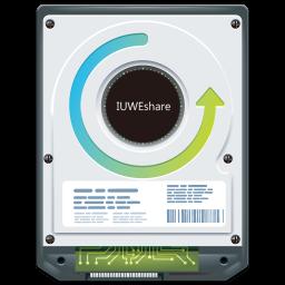 IUWEshare Hard Drive Data Recovery(硬盘数据恢复软件)