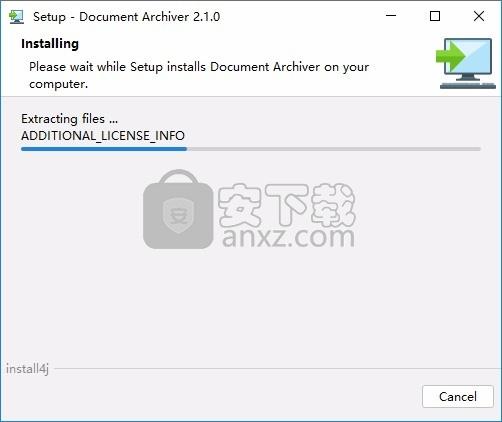 Document Archiver(文件管理系统)