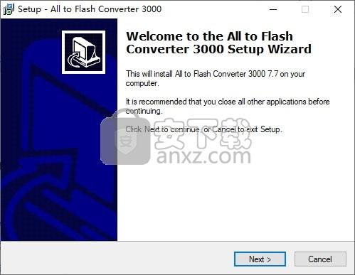 All to Flash Converter 3000(flash视频转换器)
