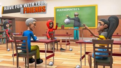 虚拟校园模拟器(3)