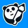 熊猫绘画免费
