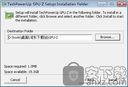 TechPowerUp GPU-Z(显卡测试)