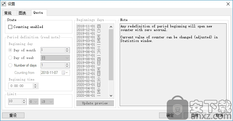 NetTraffic(网络流量监测器)