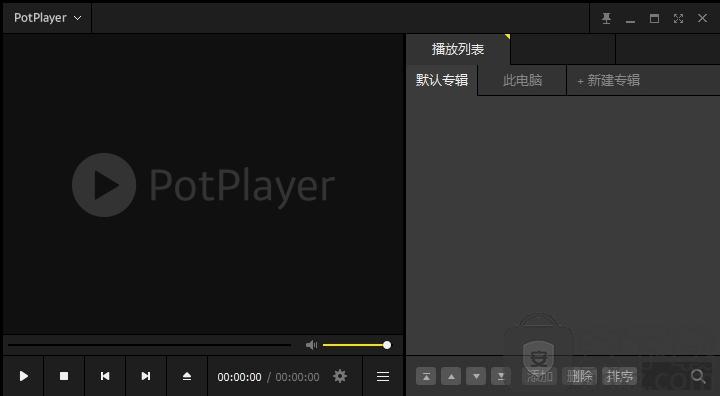 daum potplayer(视频播放器)